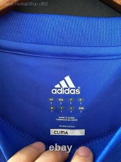 Chelsea 2012 FIFA Club World Cup match worn issued signed shirt