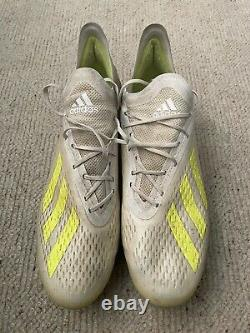 Jan Bednarek Player Issue Match Worn Football Boots Southampton Fc With Coa