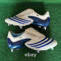 Match Worn Boots Issued MESSI Barcelona Argentina Adidas F50