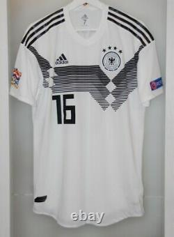 Match worn shirt Germany national team Nations league Chelsea England Roma Italy