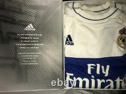 Real Madrid cristiano ronaldo jersey limited edition match worn, formotion